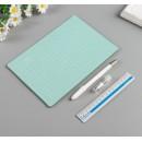 Набор инструментов для творчества: мат А5, нож + 12 лезвий + линейка 15 см 5202712