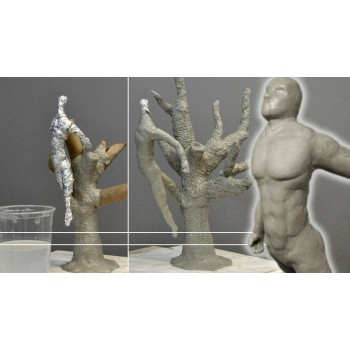 Эпоксидный пластилин Free Form Sculpt (7,26 кг)