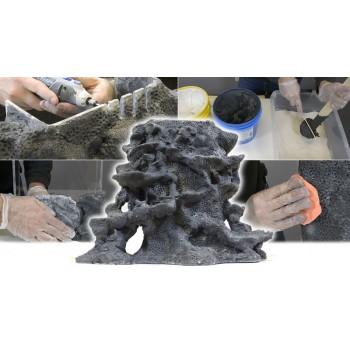 Эпоксидный пластилин Free Form Habitat Black (1,91 кг)