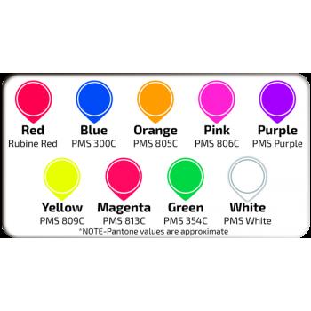 Красители жидкие флуоресцентные Ignite Fluorescent Colors (9шт по 10гр)