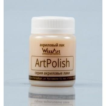 Лак акриловый глянцевый ArtPolish 80мл Wizzart 501063