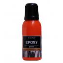 Краситель, паста для эпоксидной смолы KolerPark 20мл оранжевая
