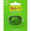 Каттеры для полимерной глины Makins овал
