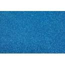 Фоамиран глиттерный синий, 20x30 см.,толщина 2 мм (GEVA003)