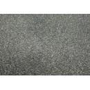Фоамиран глиттерный серебряный, 20x30 см.,толщина 2 мм (GEVA020)