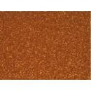 Фоамиран глиттерный оранжевый, 20x30 см.,толщина 2 мм (GEVA011)