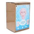 503428 НАБОР №3 'Дедушка' Фарфоровая заготовка для изготовления куклы: руки,ноги,голова гл.-карие