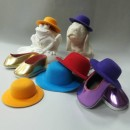 Аксессуары для кукол. Шляпки. Обувь