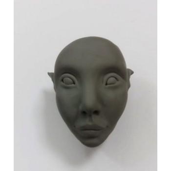 Молд лица Эльфа L 0024