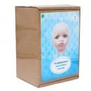 Фарфоровая заготовка №3 'Голова для малыша': гл.-зеленые 27035