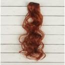"""Волосы - тресс для кукол """"Кудри"""" длина волос 40 см, ширина 50 см, №13 2294351"""