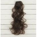 Волосы - тресс для кукол «Кудри» длина волос: 40 см, ширина:50 см, №4А 2294359