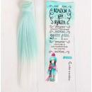"""Волосы - тресс для кукол """"Прямые"""" длина волос 20 см, ширина 100 см,3588484"""