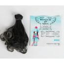 Волосы - тресс для кукол «Завитки» длина волос: 15 см, ширина: 100 см, №LSA063 3588539