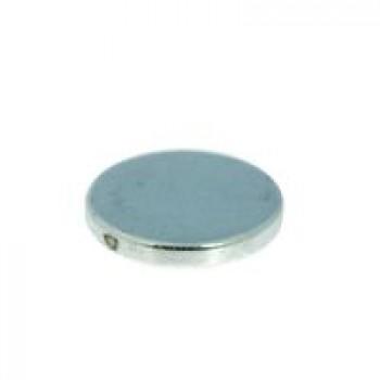 Магнит технический серебристый 6х1,5 мм  набор 25 шт.(1644003)