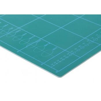 Коврик для резки А4, самовосстанавливающийся, двусторонний, размером 21 × 30 см