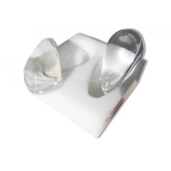 Силиконовый молд капелек, 28 мм (2578759)