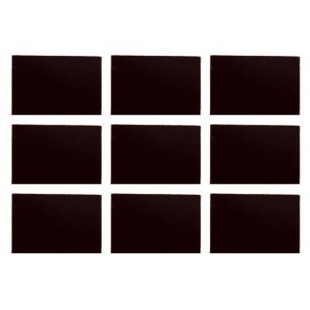"""Магнит на клеевой основе """"Прямоугольник"""" размер 3*2 см, набор 10 шт (1934948)"""