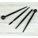 Инструменты для придания формы, пластик, набор 4 шт, 16,5 см (2291553) 2380220