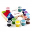Краски акриловые набор 12 цветов х 20мл DecArt (24-12.20-50)