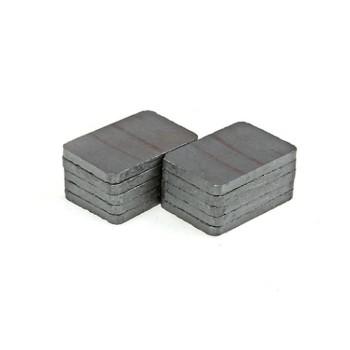 Магнит технический двухсторонний 10 шт., толщиной 3мм (419573)