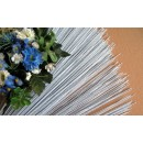 Флористическая проволока 7716175 белая 0,8мм 60см 50 шт