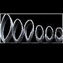 Каттер Сиамский тюльпан к-0036 (2,5-6см)