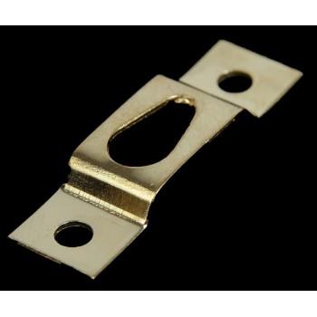 Подвес металл для картин, фоторамок золото 3,9х1,1 см 3531318