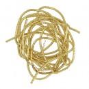 Канитель французская проволока 2мм упак 5гр EMBFW4966 солнечное золото