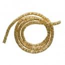 Канитель Трунцал медный,золото 3,0 мм, 5 гр/упак
