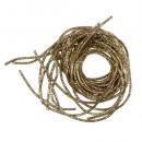 Канитель трунцал 1мм упак 5гр  EMB631 античное золото 557137