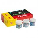 Акриловая краска в наборе по стеклу 4203 OLKI 405010
