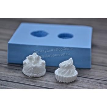 Молд кекса и тортика ARTMNE001