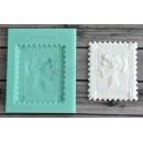 "Молд ""Ретро почтовая марка"" ARTMD0158"