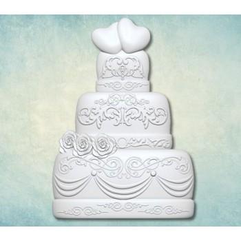 "Молд ""Свадебный торт"" ARTMD0624"