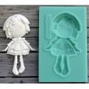 """Молд """"Кукла 1"""" большая ARTMD0241"""