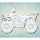 "Молд ""Квадроцикл"" (M) ARTMD0889"