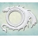 """Молд """"Рамка c драконом"""" (L) ARTMD1017"""